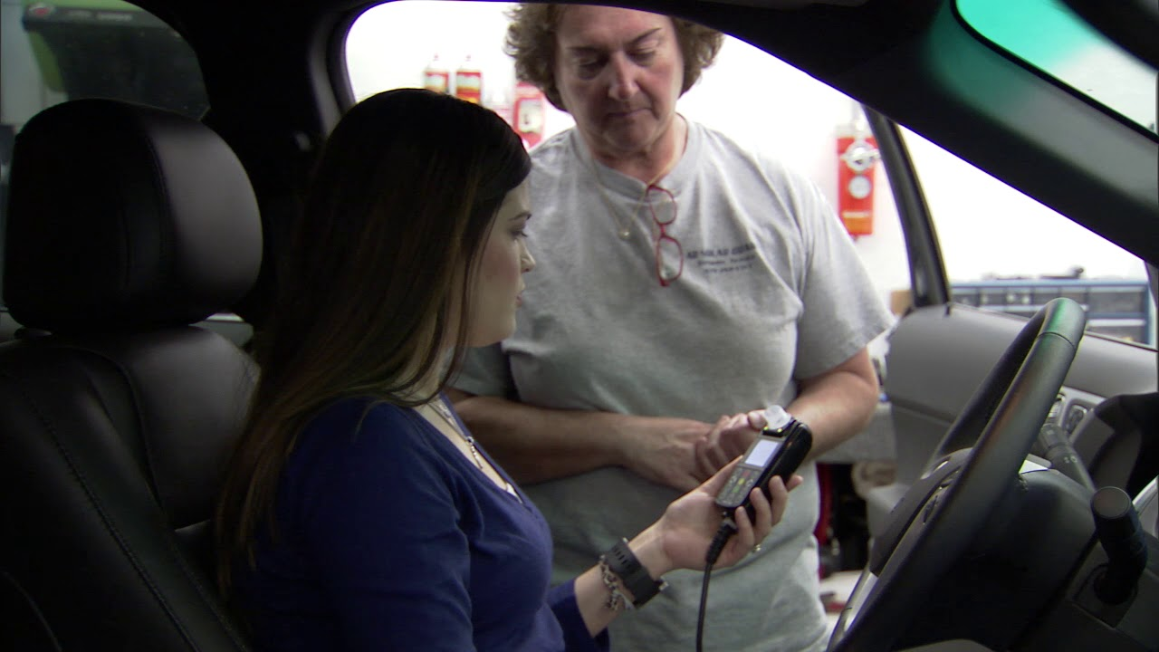 Ignition Interlock: Installation on
