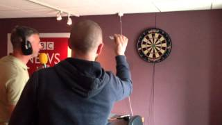 Darts Competition On BBC Radio Ulster Summer Club