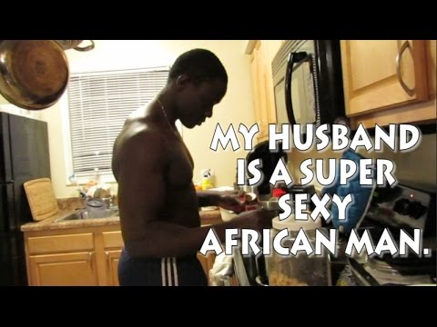 MY HUSBAND IS A SUPER SEXY AFRICAN MAN 내 남편은 아프리카 흑인(2016 VLOG EP. 36) 미국일상 Life in USA