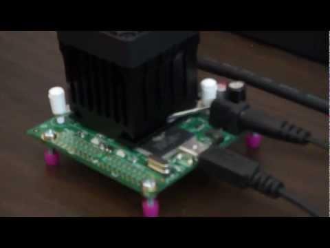 ZTEX FPGA Mining At 208 MH/s