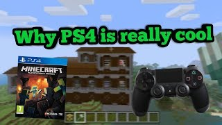 Why Minecraft Is So Great On PLAYSTATION 4???