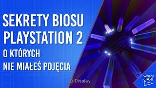 Sekrety BIOSu Playstation 2 o których nie miałeś pojęcia