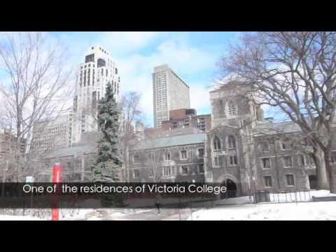 University of Toronto St george campus part I