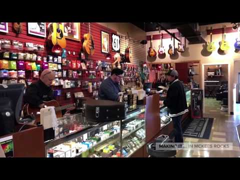 Hollowood Music & Sound – Making It In McKees Rocks
