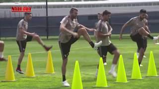 Tin Thể Thao 24h Hôm Nay (21h - 28/7): Juventus Sẵn Sàng Hạ Benfica Sau Màn Thị Uy Trước Bayern