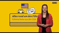 USA Führerscheine - das gilt in Deutschland | ADAC