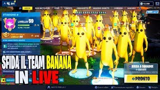 NPTNITE SERVER FORTNITE ITA LIVE SHOP 1 MAY 2019 - A 60 ABBONATI REGALO SKIN 51/60!
