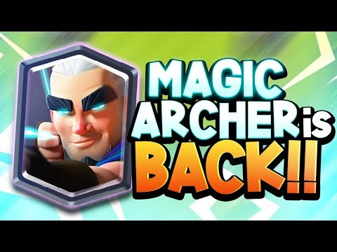 MAGIC ARCHER is Legendary again! New Dual Lane Deck!
