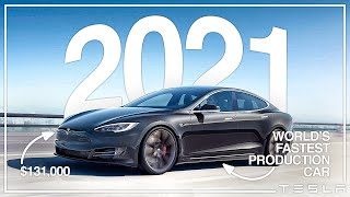The 2021 Tesla Model S Plaid Is Here!