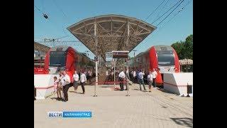 У Калінінградській області залізничні платформи адаптують для ''Ластівок''