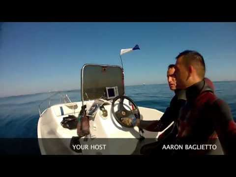 Spearfishing In Gibraltar 2012