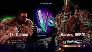 Season 3 Group Sets: UA|DevilMayCare (TJ Combo) vs. LetalisVenator (General RAAM)