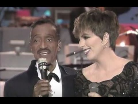 Sammy Davis Jr. & Liza Minnelli - Three Song Medley (1989) - MDA Telethon
