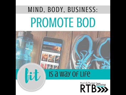 Day 2: PROMOTE BOD