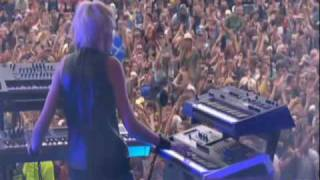 Faithless - Insomnia | Live @ T in the Park 2010 (HQ)