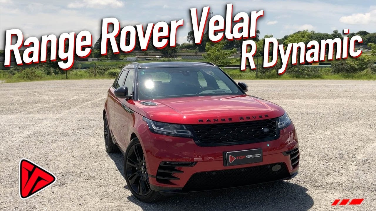 avalia ao range rover velar r dynamic top speed youtube. Black Bedroom Furniture Sets. Home Design Ideas