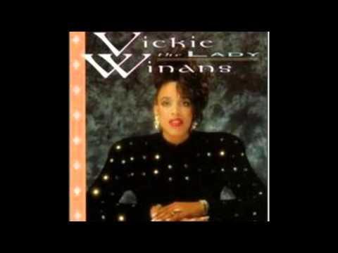 "Vickie Winans - ""Somewhere"" (1991)"