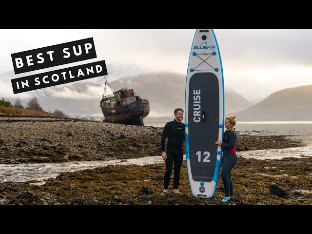 Best Places for Stand Up Paddle Boarding in Scotland