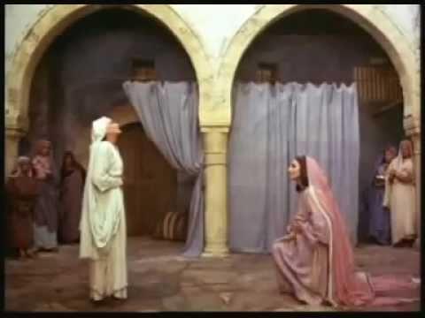 Visitación de María a su prima Santa Isabel