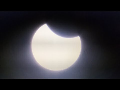 🔴 LIVE: Solar Eclipse From California August 21st