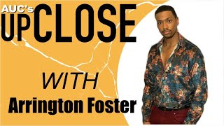 Arrington Foster talks BET's