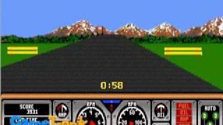Hard Drivin 2 - Atari St
