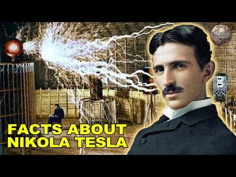 Nikola Tesla Facts That May Shock You