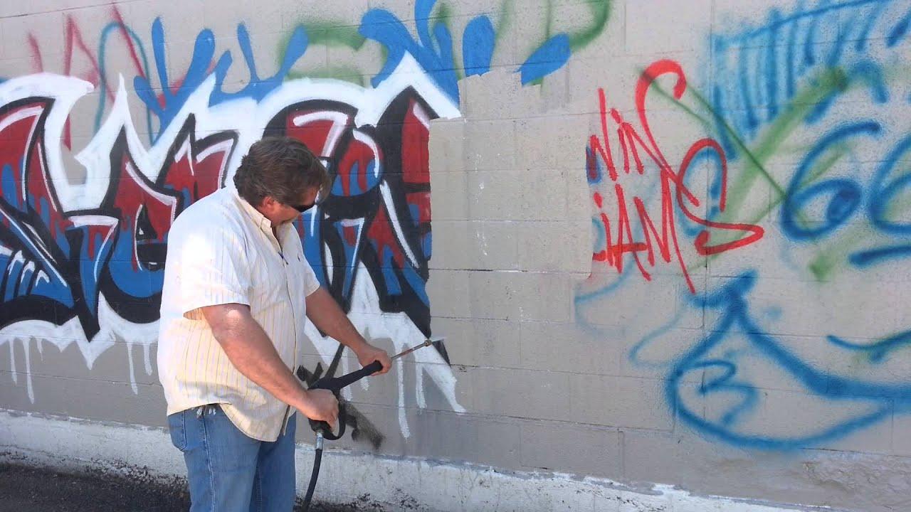 All About Anti-Graffiti Coating