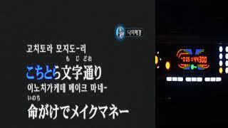 """Keumyoung(금영그룹) カラオケ BATTLE BATTLE BATTLE (히프노시스 마이크"""" OST) -"""