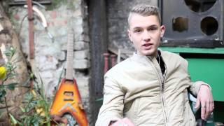 Raff Law & George Gardner: Teen Tatler My World shoot - Behind the scenes film by Adrian Bliss