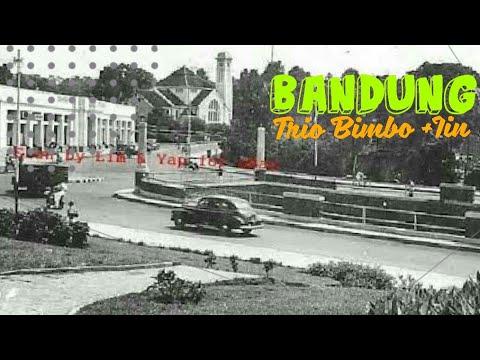 TRIO BIMBO + IIN   Bandung P'Dhede Ciptamas