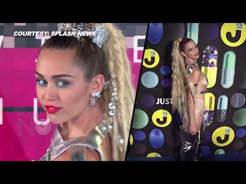 Miley Cyrus Halloween Costume By Singer Jessica Sutta is HOT, HOT,HOT!