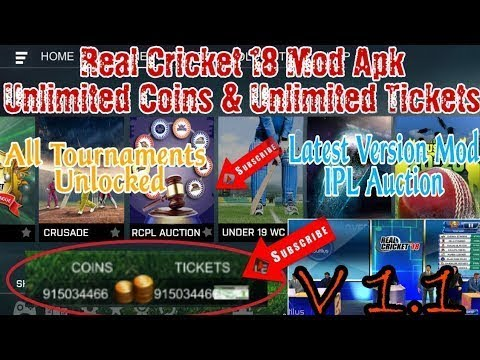 Full Download] Real Cricket 18 Mod Highly Compressed