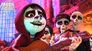 5 Fun-Filled New Clips for Pixar's COCO Family Adventure thumbnail