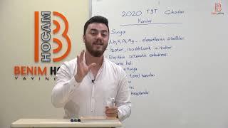 2020 / TYT - Kimya Müfredattan Çıkarılan Konular - Görkem ŞAHİN