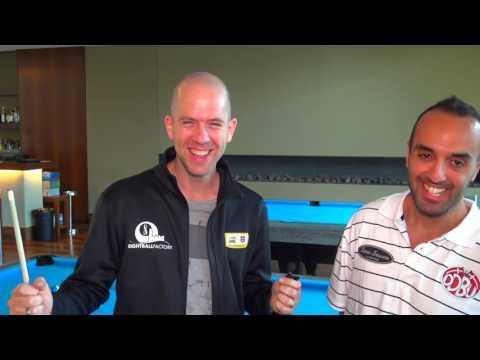 Quickfire Questions Nick van den Berg & Bahram Lotfy