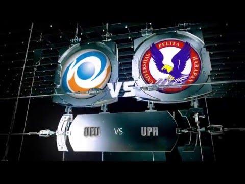 LIMA Basket Air Mineral Prim-A GJC Season 4: UEU VS UPH (Men's)