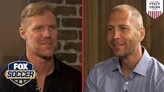 Alexi Lalas talks USMNT challenges with Gregg Berhalter | ALEXI LALAS' STATE OF THE UNION PODCAST