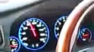 レガシィ Bh5 0-100フル加速