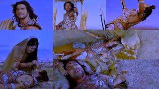 karnan Death Scene   Mahabharata Tamil   kunti Song   Arjunan   8D Audio  Song   Vijey Tv Mahabharat