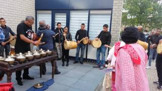 "PESTA HATALAI SEPT 2015 IN TIEL ""TIFA HATALAI"""
