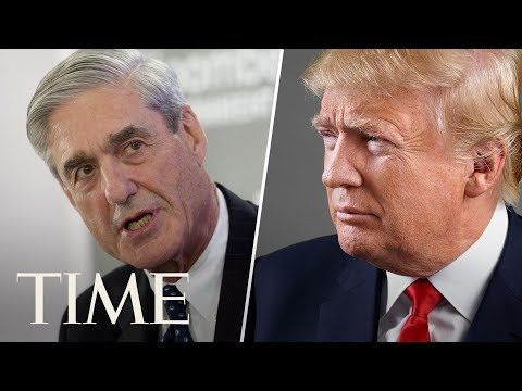 President Trump's Friend Chris Ruddy Says He's Considering Firing Special Counsel Mueller   TIME
