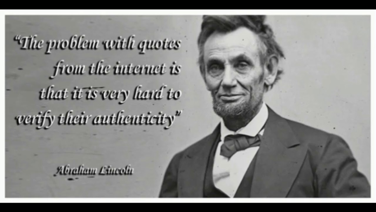 Abraham Lincoln Quotes On Life Top 10 Abraham Lincoln Quotes Inspirational Quotes  Youtube