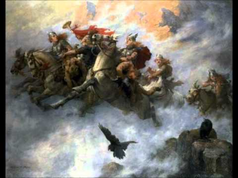 Richard Wagner - Ride (flight) of the Valkyries - Der Ring des Nibelungen