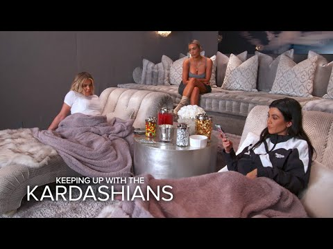 KUWTK | Can Kim, Khloé & Kourtney Kardashian Hash Out Their Differences? | E!
