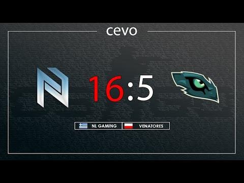 CEVO NL Gaming vs Venatores