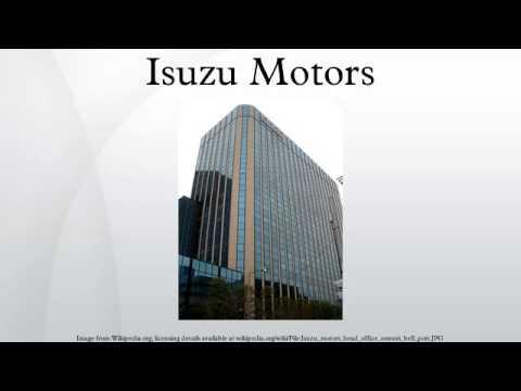 Isuzu Motors