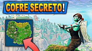 THE SECRET COFRE AND THE KING OF THE MOUNTAIN!! Fortnite: Battle Royale Zoko