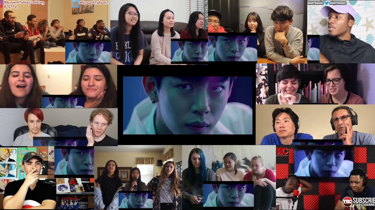 Download [MV] B.A.P _ SKYDIVE Reaction Mashup
