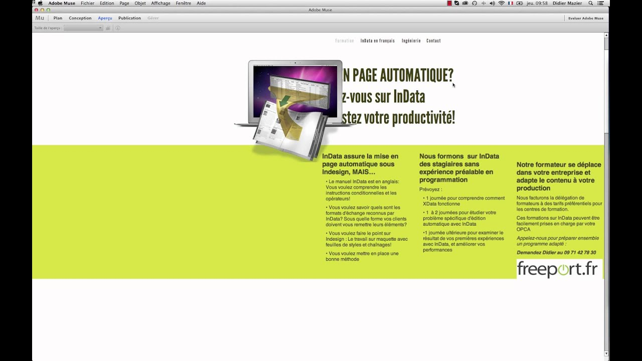 datation CMS php